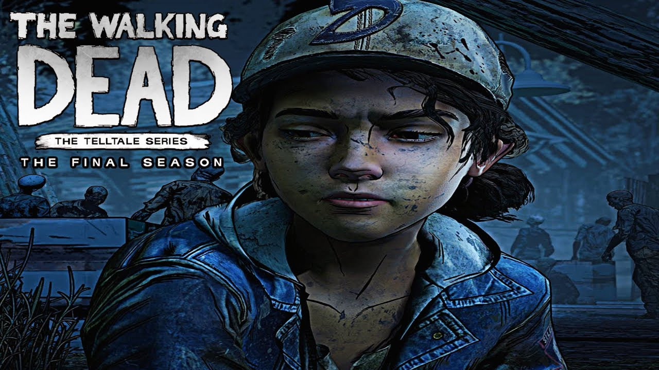 The Walking Dead:Season 4: \