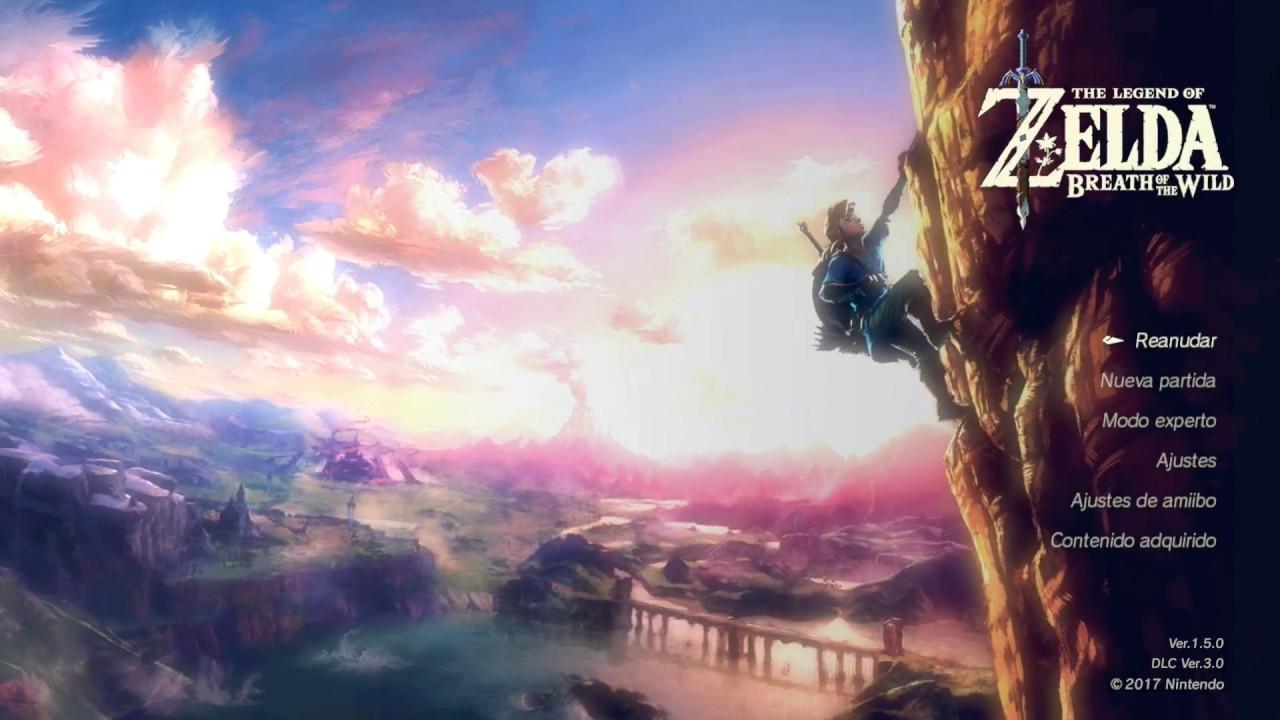 Zelda Breath of the Wild 1.5.0 + DLC 3.0 Última Actualización + 9k ...