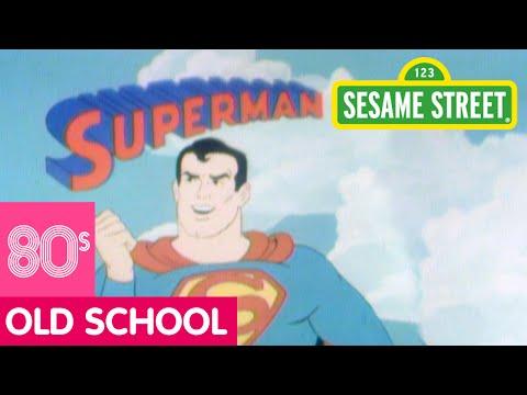 Sesame Street: Superman's Favorite Letter S
