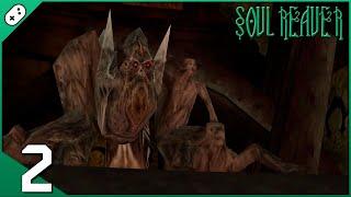 🎮 Legacy of Kain: Soul Reaver HD Dublado #2 - Melchiah
