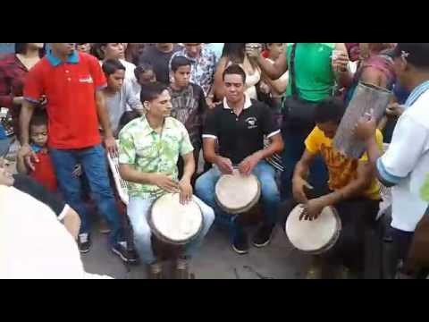 Tambores siempre Venezuela.. San Juan 2017
