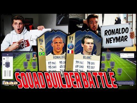 Heftiger 89+ DISCARD! REAL MADRID vs. PSG Squad Builder Battle vs. WAKEZ! 💎🔥 Fifa 18 Ultimate Team