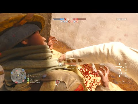 Battlefield 1 - All Melee Takedowns & Epic BF Moments Gameplay | Sly |