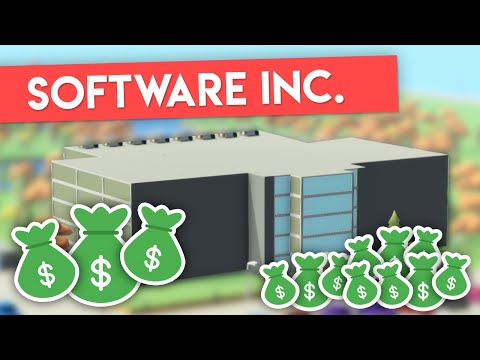 Becoming a BILLION DOLLAR COMPANY! - Software Inc.