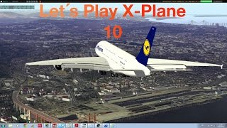 Let´s Play -  X Plane 10 on a MacBook Pro