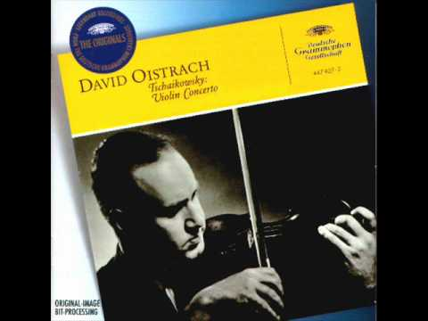 Tchaikovsky-Violin Concerto in D Major Op. 35 (Complete)