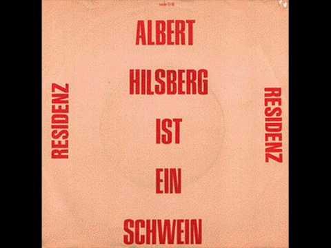 Residenz -  Albert Hilsberg & Wer bist Du (1980) vinyl rip