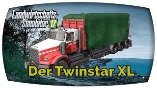 LS17 - Der Twinstar XL ♛ Mining & Construction Economy #26 SE02 ♛ Deutsch German ♛ Freasy