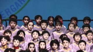 朗思幼兒園UKA頒發畢業证