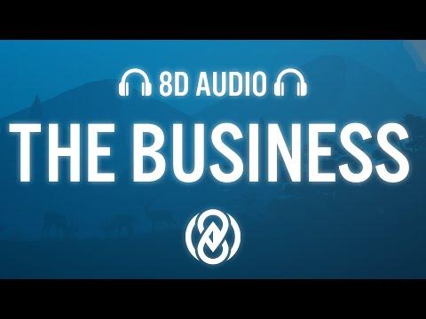 R3YAN, Benlon - The Business 8D Audio