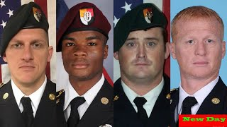 US officials and Nigerien soldier: Convoy separated during ambush in Niger