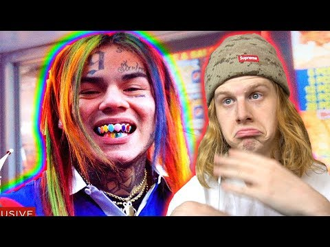 CRAZIEST SONG YET?! 6IX9INE Billy REACTION!  TEKASHI69 Music !