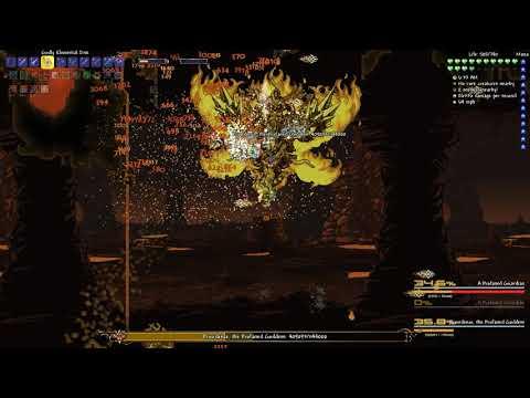 Terraria Calamity Mod - Providence The Profaned Goddess D-Mode