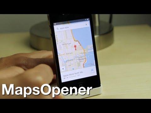 MapsOpener