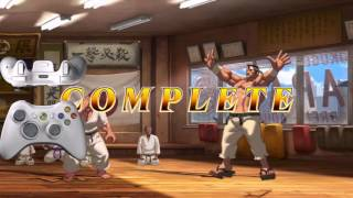 The King Of Fighters XIII Steam Edition - Trials - Goro Daimon (Xbox 360 Controller)