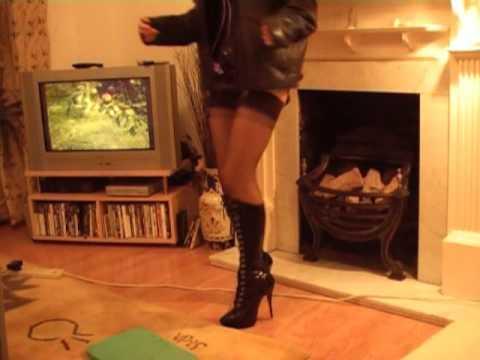 Black leather high boots, brown leather pants and a black leather jacketKaynak: YouTube · Süre: 4 dakika33 saniye