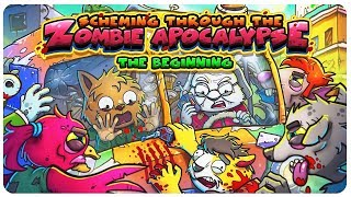 Can You Survive a Modern Zombie Outbreak? - Scheming Through The Zombie Apocalypse Gameplay