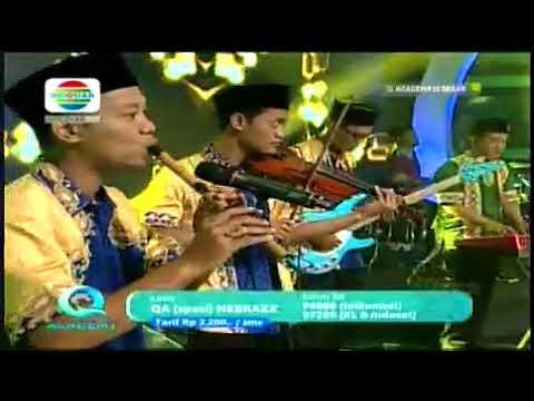Q'Academy 12 Besar   12 Juli 2015  Nebrazz Bandung   Ibda Medley