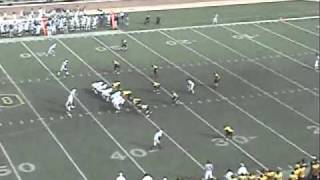 BAYLEN LAURY(SR YEAR 2010 HIGHLIGHTS) RB/WR/KR/PR #2 SOUTHEASTERN OKLAHOMA ST. UNIVERSITY
