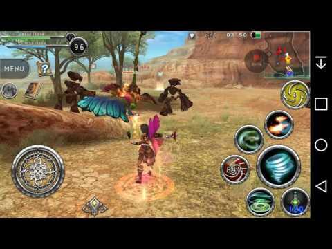Avabel Online MMO RPG: Boss Tencho Senjaku Battle On The Floor 26.