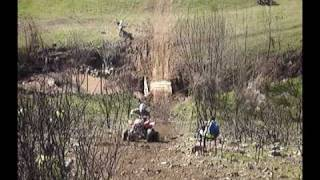 Videos do II Raid TT Lobos Solitarios  Veiga de Lila 14/3/2010