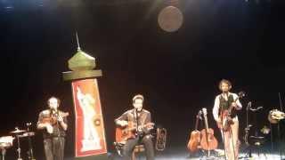 """The Joe's Wanted Joe Dassin, """"Siffler sur la colline"""", Live @ Le Sax, Achères, 25 / 03 / 15"""