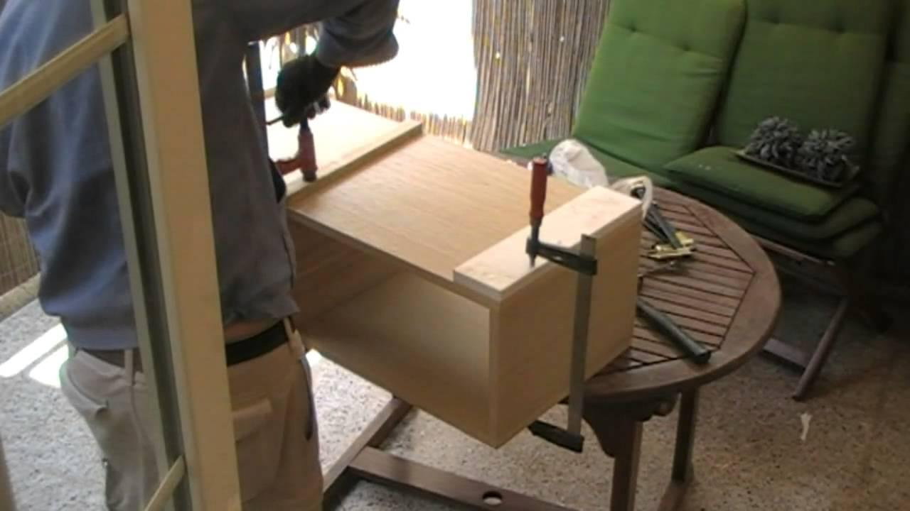 Hacer un mueble de ba o suspendido 2 de 3 doovi - Hacer mueble de bano ...