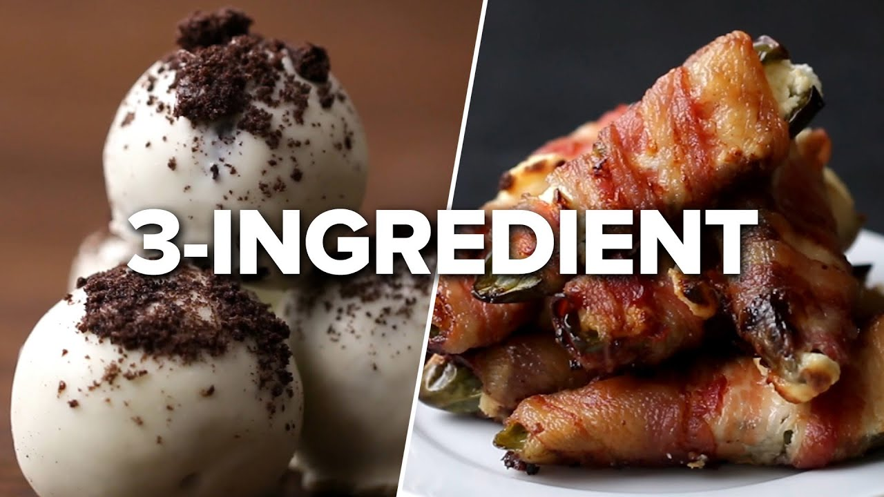 Download 43 Easy 3-Ingredient Recipes