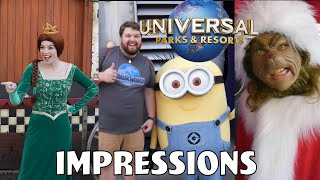 Universal Parks Impressions Compilation