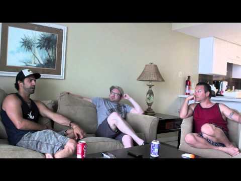 Lance Herbstrong - Hangout Music Festival Interview