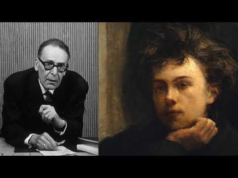 Arthur Rimbaud : voyant ou voyou ? par Henri Guillemin (1963 / France Culture)