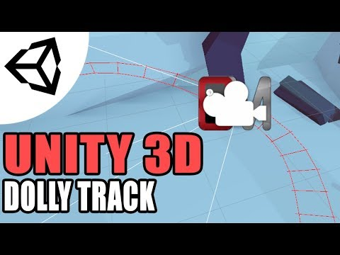Unity 2017 - Dolly Track Cinemachine [C#][Tutorial]