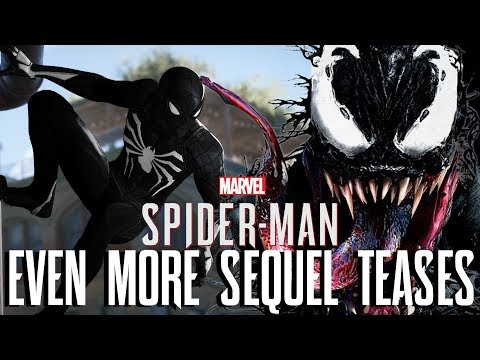 Spider-Man PS4: MORE Sequel Teases!!! DIFFICULT Story Topics, Fan Feedback, & More!!!