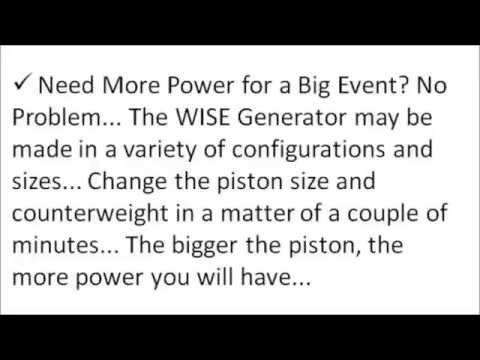 What is alternative energy wise generator [MUST WATCH] !!!!