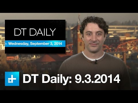 Apple Patches ICloud, Oculus Rift Tryout, Tiny, Tiny Football Player - DT Daily (Sep. 3)