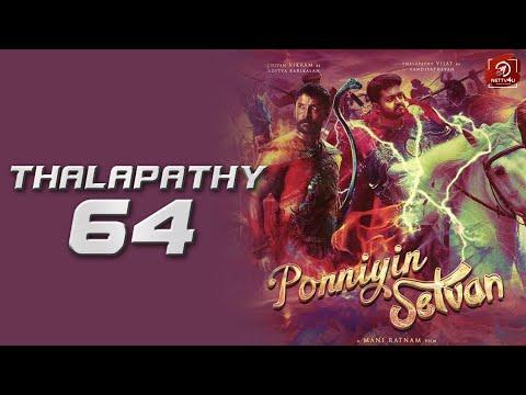 Thalapathy 64 Cast and Crew Expectations   Vijay   Vikram   Mani Ratnam