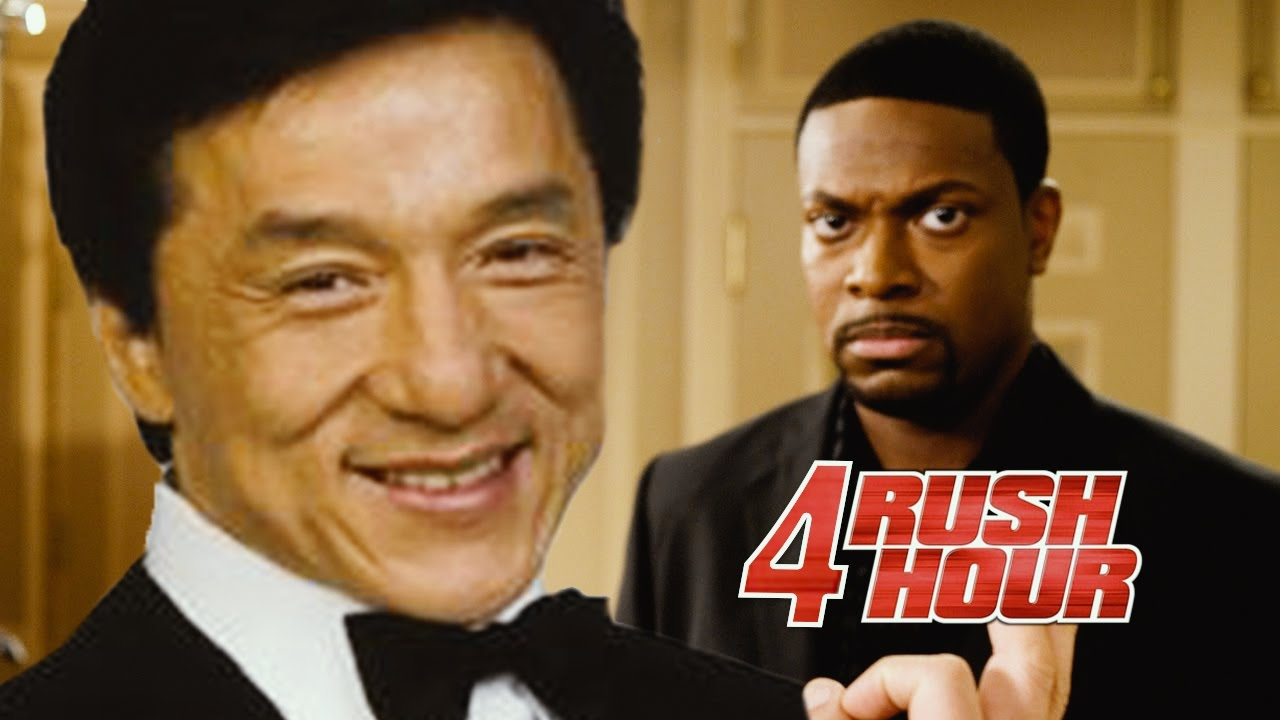 Chris tucker says rush hour 4 is a go project for him.