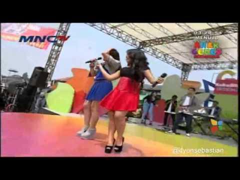 Erie Suzan & Ita KDI - Mabuk Duit - Grebek Nusantara MNCTV