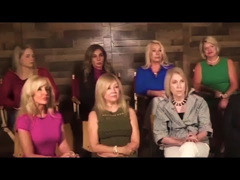 Republican Women Call The Media Out - To Their Face