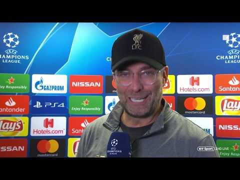 """Tonight they made us look like butchers!"" Jurgen Klopp speaks after PSG vs Liverpool"