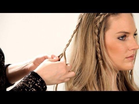 blake-lively's-casual-beach-braids-|-braid-tutorials