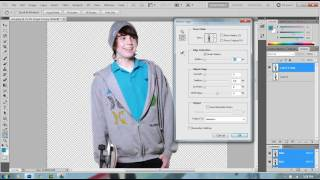 Adobe Photoshop CS5 Cutting out a Image from it background!