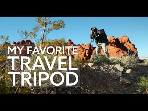 My FAVORITE Travel Tripod | Manfrotto Befree For Sony