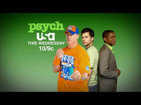 Behind the Scenes: Psych