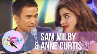 Has Sam Milby really moved on from Anne Curtis?