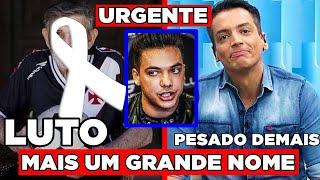 Triste noticia chega: Nos deixa Famoso muito querido... Leo Dias após falar o que não devia...