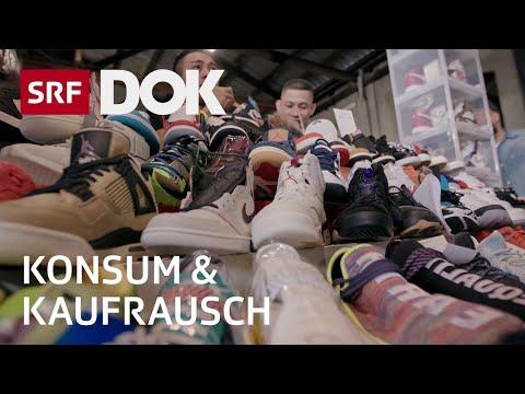 Die Konsumgesellschaft Und Die Folgen – Shoppen Nonstop | Konsum & Kaufrausch | Reportage | SRF DOK
