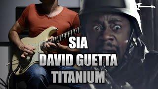 David Guetta Ft. Sia Titanium - Electric Guitar Cover by Kfir Ochaion.mp3