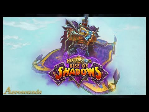 Rafaam's Magic Carpet! Zoo Warlock- Rise of Shadows Hearthstone