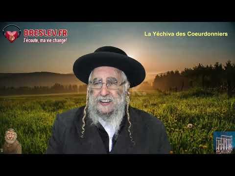 """Les Contes de Rabbi Nahman: """"L'infirme"""" cours n°41 (30/11/20)"""